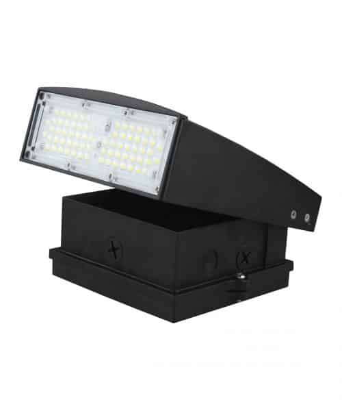 Adjustable LED Wall Pack Light