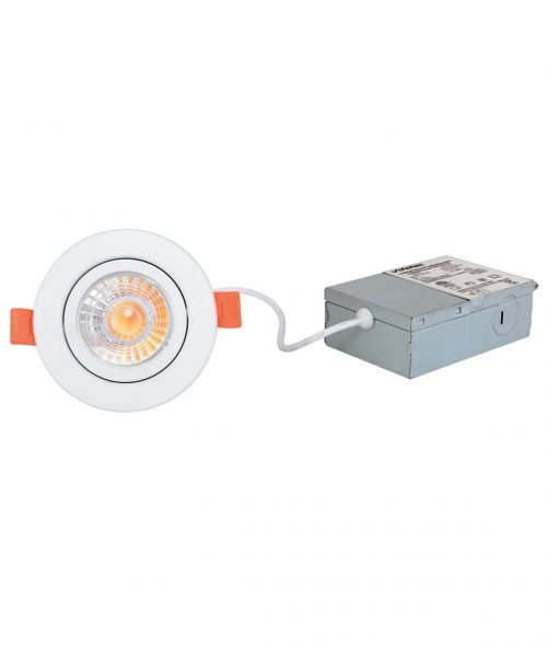 3″ Gimbal LED Downlight