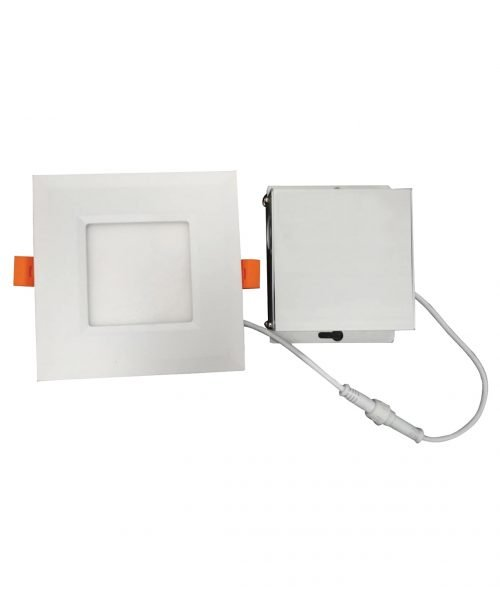 4″ Slim Square Panel LED