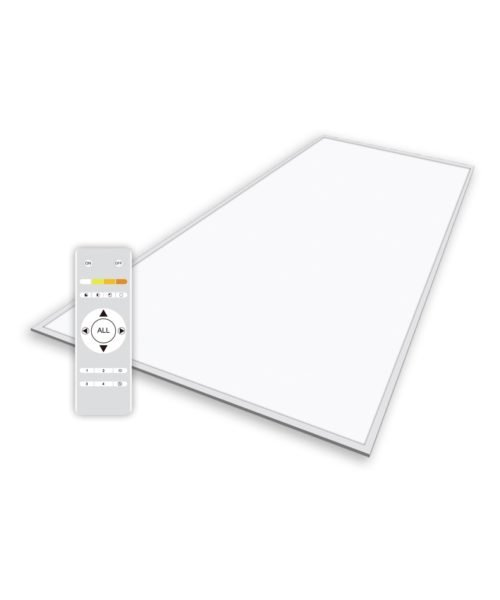 Color Adjustable LED Panel 2.4G Wireless